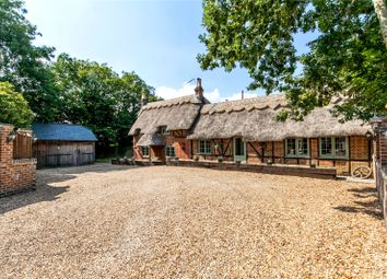 Thumbnail 4 bed detached house for sale in Botley Road, Fair Oak, Hampshire