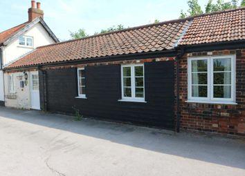 Thumbnail 1 bedroom terraced house for sale in Millwagon Cottage, Norwich Road, Yaxham, Norfolk