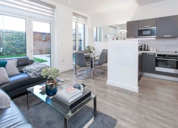 Thumbnail 2 bed flat for sale in Farnsworth Drive, Edgware