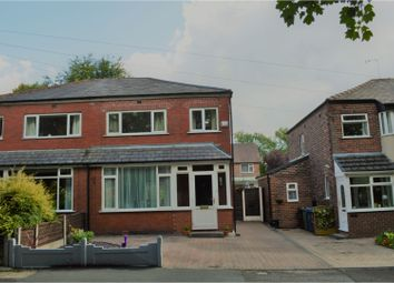 Thumbnail 3 bedroom semi-detached house for sale in Ash Grove, Manchester
