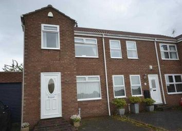 Thumbnail 3 bed semi-detached house to rent in Court Road, Bedlington