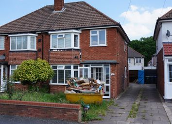 Thumbnail 3 bed semi-detached house for sale in Birmingham Road, Great Barr, Birmingham
