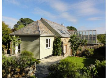 Thumbnail 4 bed barn conversion for sale in Tresarrett, Bodmin