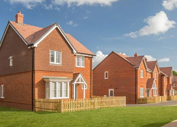 "Thumbnail 3 bed detached house for sale in ""The Chisbury"" At Witney Road, Kingston Bagpuize OX13, Kingston Bagpuize,"