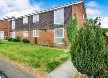 Thumbnail 2 bedroom flat for sale in Purbeck Gardens, Cramlington