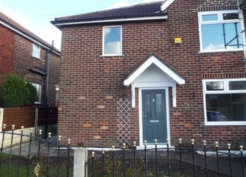 Thumbnail 3 bed property to rent in Eccles Road, Swinton, Manchester
