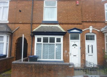 Thumbnail 3 bed terraced house for sale in Kenilworth Road, Perry Barr, Birmingham