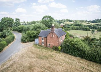 Thumbnail 3 bed farmhouse for sale in Moss Farm, Hulland Village, Ashbourne