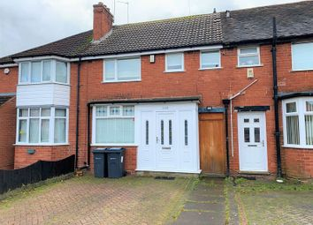 3 bed terraced house for sale in Ryde Park Road, Rednal, Birmingham B45