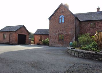 Thumbnail 5 bed property to rent in Glanmiheli Barn, Kerry, Newtown, Powys