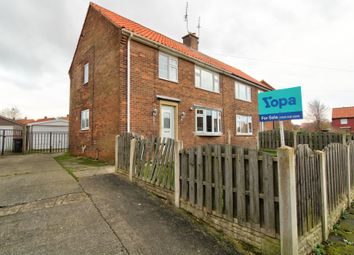 3 bed semi-detached house for sale in Wordsworth Avenue, Dinnington, Sheffield S25