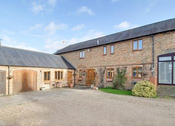 Thumbnail 5 bed barn conversion for sale in Soulbury, Leighton Buzzard