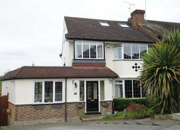Thumbnail 4 bed semi-detached house for sale in Lovelace Road, East Barnet, Barnet