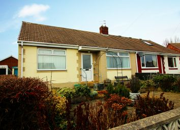 Thumbnail 2 bed semi-detached bungalow for sale in Bourne Lea, Houghton-Le-Spring, Tyne And Wear
