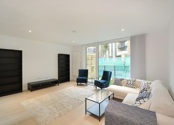 Thumbnail 1 bedroom terraced house to rent in Starboard Way, Royal Wharf, Pontoon Dock, London