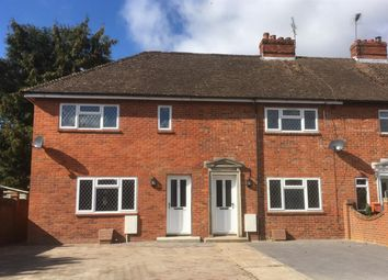 Thumbnail 2 bedroom end terrace house for sale in Fir Grove, Whitehill, Bordon
