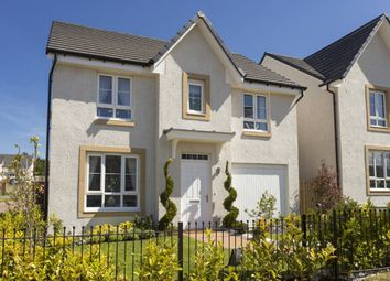 "Thumbnail 4 bed detached house for sale in ""Fernie"" at Drip Road, Stirling"