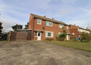 Thumbnail 3 bed semi-detached house to rent in Great Harlings, Shotley Gate, Ipswich, Suffolk