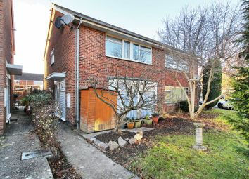 Thumbnail 4 bed semi-detached house for sale in Anglesey Close, Broadoak, Crawley, West Sussex