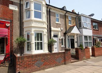 Thumbnail 3 bed terraced house for sale in Milton Road, Milton, Southsea