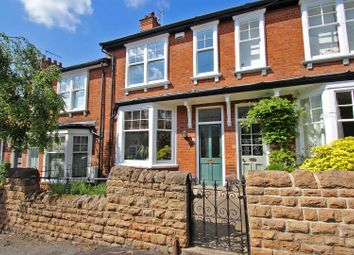 Thumbnail 3 bed terraced house for sale in Ebers Grove, Mapperley Park, Nottingham