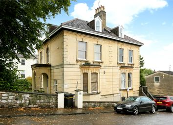 Thumbnail 1 bed flat for sale in Nugent Hill, Kingsdown, Bristol