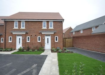 Thumbnail 3 bedroom semi-detached house for sale in Penrith Drive, Littleover, Derby