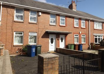 Thumbnail 3 bedroom property to rent in Holystone Crescent, High Heaton, Newcastle Upon Tyne