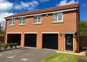 Thumbnail 2 bedroom flat for sale in The Ashes, St Georges, Telford