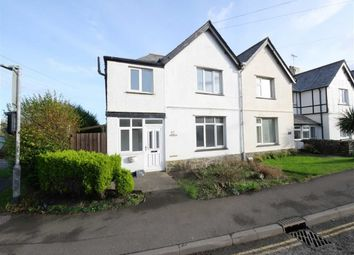 Thumbnail 4 bed semi-detached house for sale in New Road, Stratton, Bude, Cornwall