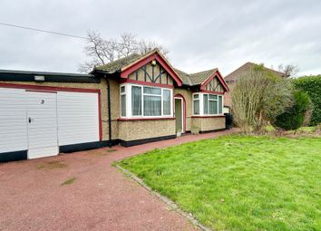 Thumbnail 3 bedroom detached bungalow for sale in Halford Road, Ickenham
