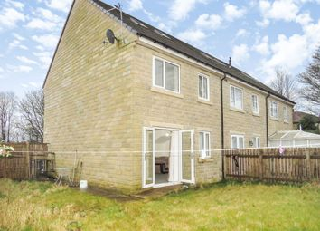 Thumbnail 4 bed town house for sale in Plantation Court, Roy Road, Bradford