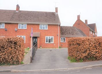 Thumbnail 3 bedroom terraced house for sale in Swans Close, Marlborough