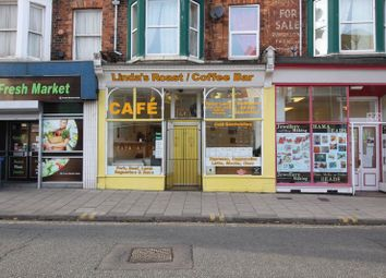 Thumbnail Restaurant/cafe for sale in Victoria Road, Scarborough
