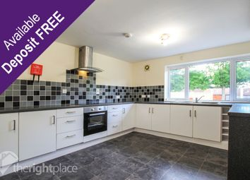 Thumbnail 3 bed bungalow to rent in Jonathans, Coffee Hall, Milton Keynes
