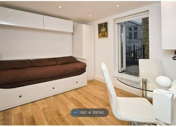 Thumbnail Studio to rent in Upper Tachbrook St, London