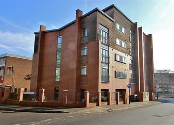 Thumbnail 1 bedroom flat for sale in Eccleall Heights, William Street, Sheffield
