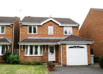 Thumbnail 3 bed detached house for sale in Normanton Drive, Oakham