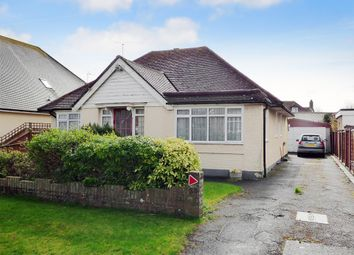 Thumbnail 3 bed detached bungalow for sale in Knightscroft Avenue, Rustington, Littlehampton