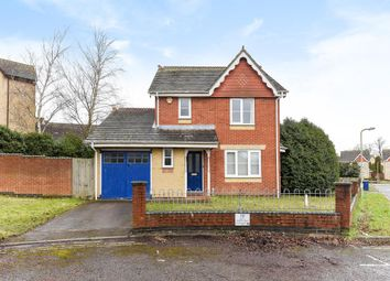 Thumbnail 3 bed detached house to rent in Acland Close, Headington