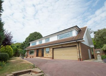 Thumbnail 4 bed detached house for sale in Meads Brow, Eastbourne