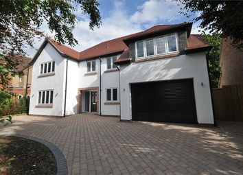 Thumbnail 5 bed detached house for sale in Woodland Avenue, Earlsdon, Coventry, West Midlands