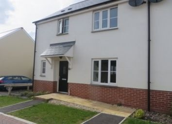 Thumbnail 3 bed property to rent in Teign Fort Drive, Kingsteignton, Newton Abbot