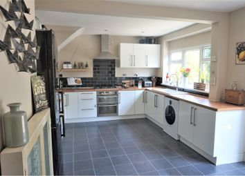 Thumbnail 3 bed semi-detached house for sale in Burwell Drive, Grimsby