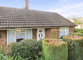 Thumbnail 1 bed semi-detached bungalow for sale in Allington Close, Bainton, Stamford