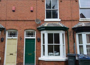 Thumbnail 2 bedroom terraced house to rent in High Street, Kings Heath, Birmingham
