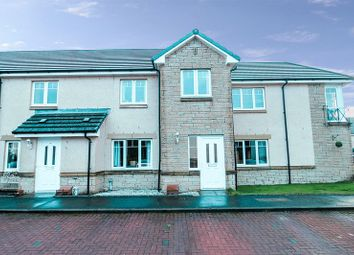 Thumbnail 3 bed terraced house for sale in Talorcan, Alloa