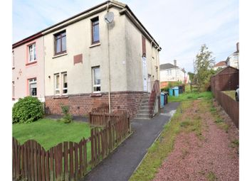 Thumbnail 2 bed flat for sale in Kirkness Street, Airdrie