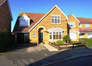 4 bed detached house for sale in Charles Babbage Close, Chessington KT9