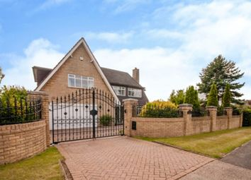 Thumbnail 4 bed detached house for sale in The Avenue, Mansfield